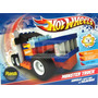 Rasti Hot Wheels Monster Truck Original Tv C/ Guía De Armado
