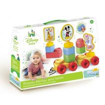 Rasti Piago Trencito Disney Baby Bloques Blandos Para Bebes