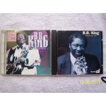 B. B. King - 2 Cds Nuevos - Kansas City 1972 - The Very Best