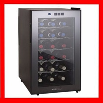 Cava De Vino Vertical Wine Collection 18 Botellas Wc18 Lcd