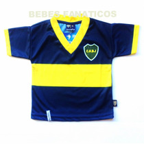 Camiseta Boca Bebe Original !! Body Enterito Remera Conjunto