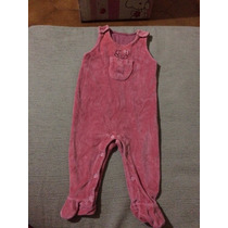 Body Enterito Plush Cheeky Rosa Nena Talle M, Impecable