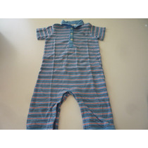 Body Manga Corta Pierna Larga Penguin Original Talle9/12 M