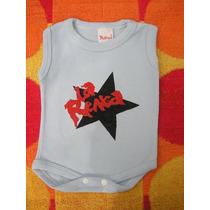Bodies Para Bebé Exclusivos - Pintados A Mano - Rockeritos