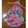 Body Vestidito Pachi 3 Colores 0 A 9 Meses Little Treasure