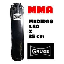 Bolsa Gruge Profesional 1.80 Mma Kick Box