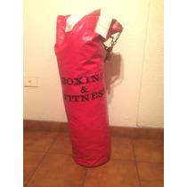 Bolsa De Box 120 Cm Rellena Con Gancho