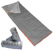 Bolsa De Dormir Foco 4° Temp Extre + Aislante Aluminizado