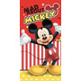 Bolsa De Dormir Infantil Mickey Mouse Oferta!!