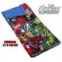 Bolsa De Dormir Infantil Avengers Vengadores
