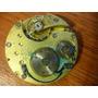 Junghans Astra 38 Antigua Maquina De Reloj De Bolsillo
