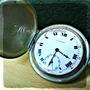 Antiguo Reloj Longines 3 Tapas Funcionando ! Original 1925