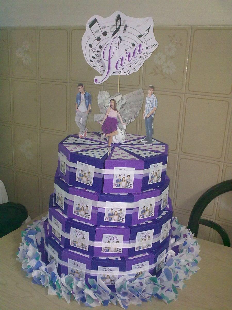 Pastillaje Para Tortas De Violeta - Souvenirs para tu casamiento ...