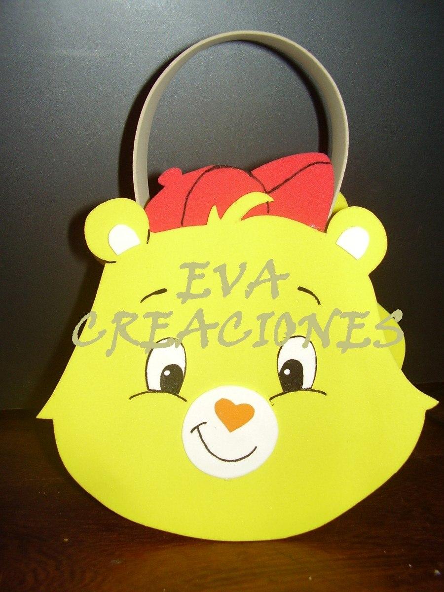 Bolsitas Golosineras Ositos Cariñosos En Goma Eva - $ 12,00 en ...