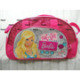 Bolso Barbie Colonia Club Pileta Hockey Escuela Patin Danza