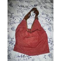 Bolso Cartera De Corderoy Rojo Nueva