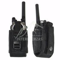 Pouch Porta Handy Negro Molle Modular