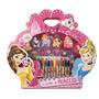 Princesas Set De Arte Con Sellos C/licencia Disney Original