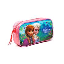 Cartuchera Portalapices Frozen Con Licencia Disney Original