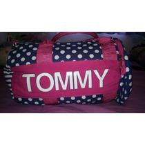 Bolso Tommy Excelente Calidad Y Confección