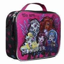 Lunchera Monster High
