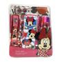 Minnie Mouse Set De Regalo Escolar Con Lic.disney Original
