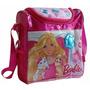 Lunchera Termica Barbie Original 2014 24x21x10cm Perrito
