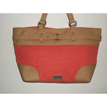 Tommy Hilfirger Cartera Bolso Traido De Usa Grande