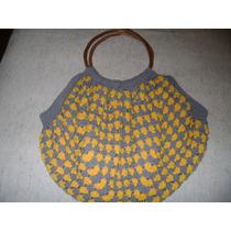 Bolsos Tejidos Al Crochet
