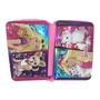 Cartuchera Barbie 3 Pisos C/cierre Licencia Mattel Original