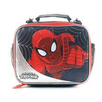 Lunchera Termica Spiderman Con Licencia Marvel Original