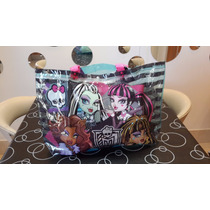 Bolsos Playeros Monster High Violetta Barbie
