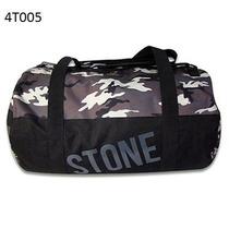 Bolso De Viaje Camuflado 50 Cm Stone Escolar 4t005