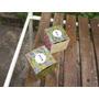 Cajas De Papel X10u, Mini Cajitas Para Souvenir Coloridas.