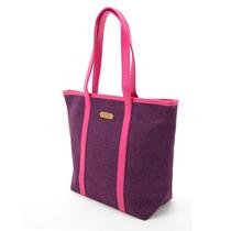 Chenson Canasto Bicolor Violeta - Lic. Oficial - Top3