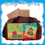 Bolso Maternal Pañalero Fisher Price.jugueteria Baby Kingdom