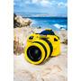 Protector De Silicona Para Camaras Reflex Canon O Nikon