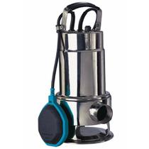 Bomba Sumegible 1 Hp Gamma Acero Desagote Agua Limpia 750w