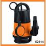 Bomba Sumergible 750 Watt P/agua Sucia Plast. Ref Lusqtoff