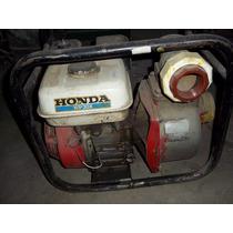 Moto Bomba Honda