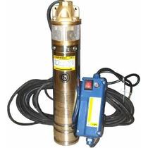Electro Bomba Sumergible Pozo Profundo 4 Pulg 1hp