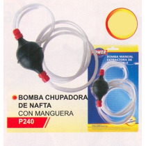 Bomba Chupadora De Nafta Power*
