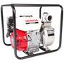 Motobomba Honda Wb 20 Bomba De Agua Limpia 36000 Lit/hora