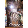 Huevo De Pascua N18 1/2 Kilo De Puro Chocolate Gourmet