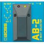 Boss Ab2 Pedal Selector De 2 Vias
