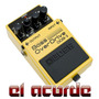 Pedal Boss Bass Overdrive Odb-3 P/bajo - El Acorde Pacheco