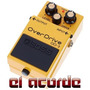 Pedal Boss Overdrive Od-3 - El Acorde Gral. Pacheco