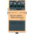 Pedal P/guitarra Boss Ac-3 Acoustic Simulator