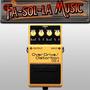 Pedal Boss Os2 Overdrive Distortion Guitarra