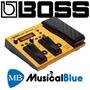 Procesador De Guitarra Electrica, Acustita, Bajo Boss Gp-10